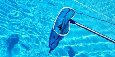 Cleaning Above ground pool