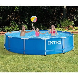 Intex 28210EH 12 Foot x 30 Inch Above Ground Swimming Pool