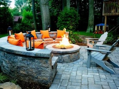 21 Excellent Outdoor Fire Pit Ideas for Your Backyard 2020