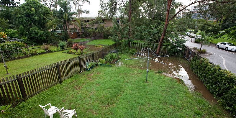 How to Fix Backyard Flooding to Keep Your Yard Looking Spiffy 2020