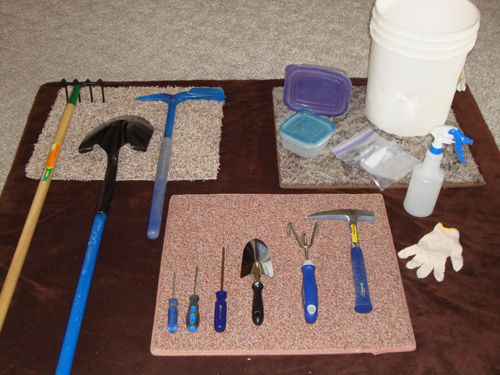 Apparatuses Required to Found Gems in your Backyard