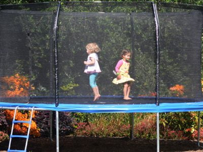 Is bigger better? 12 Foot vs. 14 Foot Trampoline 2020