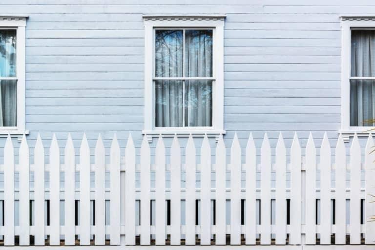 Florida Style Picket Fence