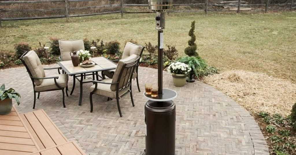 Nova Enclosed Patio Heater