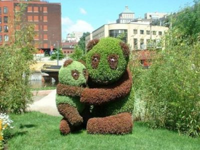 18 Amazing Shrub & Bush Sculptures around the World That You Need to See!