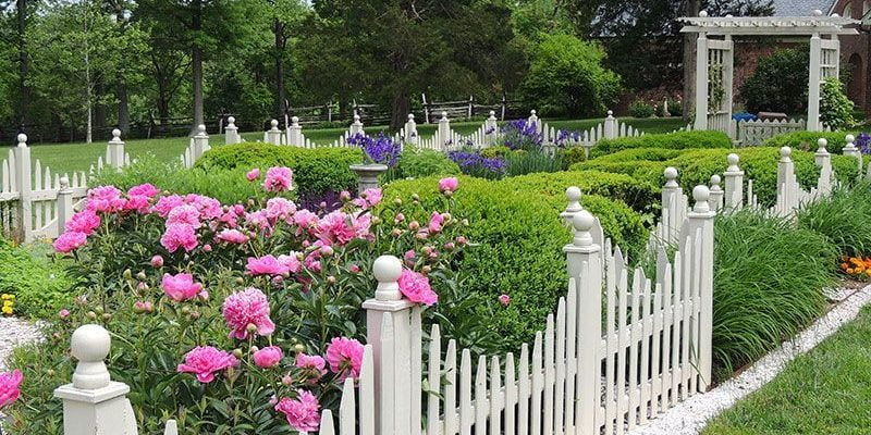 18 Fence Ideas and Designs- Different Types with Images
