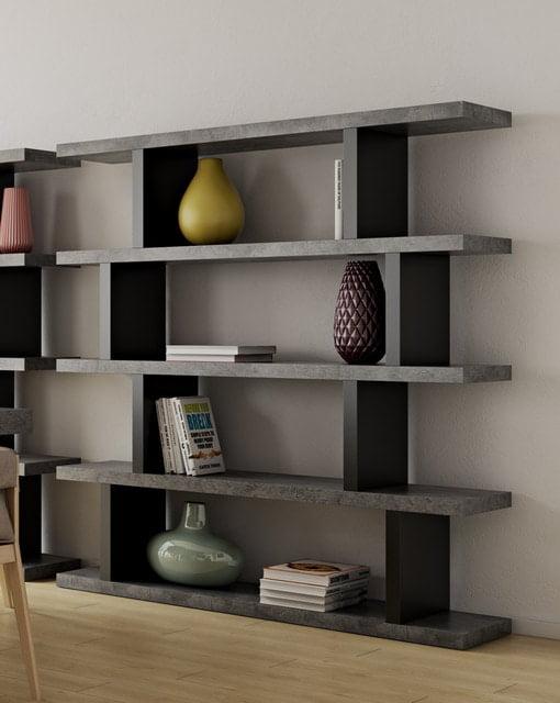 Concrete Shelves