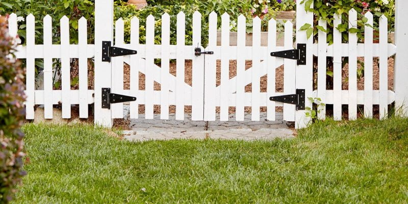 Can You Turn a Fence Panel into a Gate?