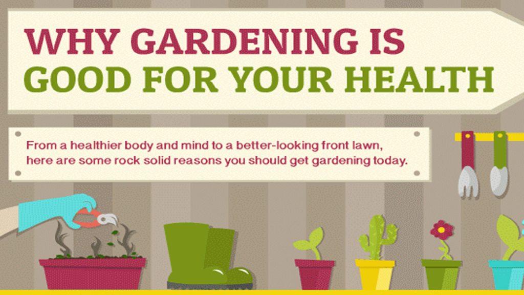 Gardening Good for Health