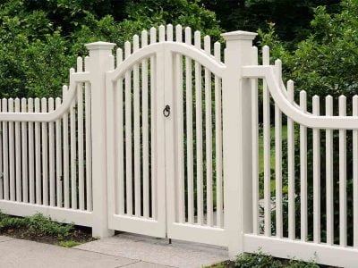 How Many Gates Should a Fence Have?