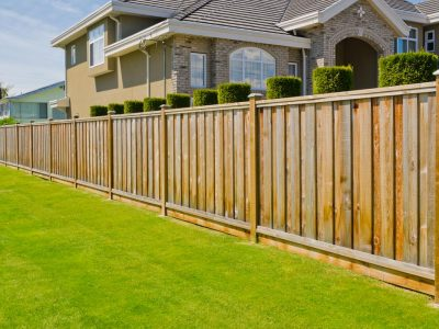 How Much Does it Cost to Put a Gate Around a House?