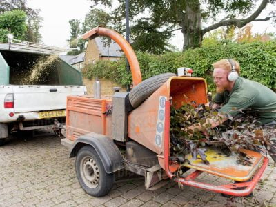How Much Would Rent a Woodchipper Cost?