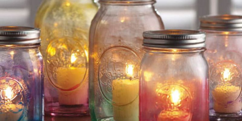 How to Make DIY Firefly Mason Jars Lanterns