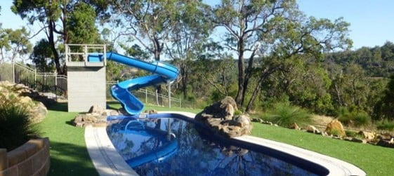 Kids friendly Pool