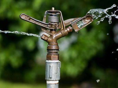 Sprinkler System Will Not Turn On