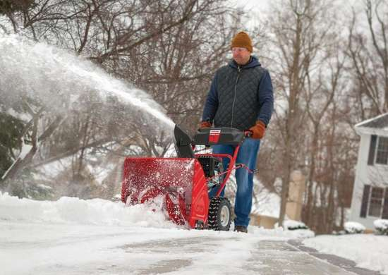 Troy Bilt vs Craftsman Snowblowers