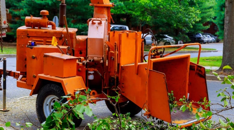 Types of Wood Chipper