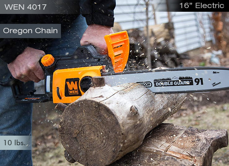 Wen Electric Chainsaw Review