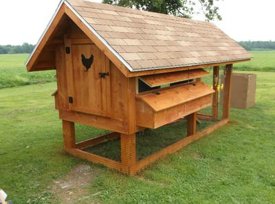 $2000 Chicken Coop Plan by Barn Geek