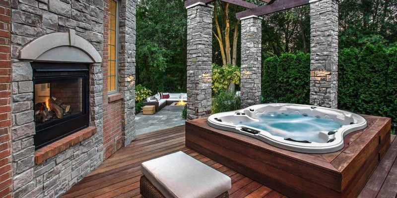 38 Hot Tub Ideas: Create Your Luxury