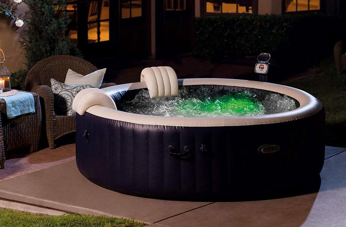 6 Persona Inflatable Tub