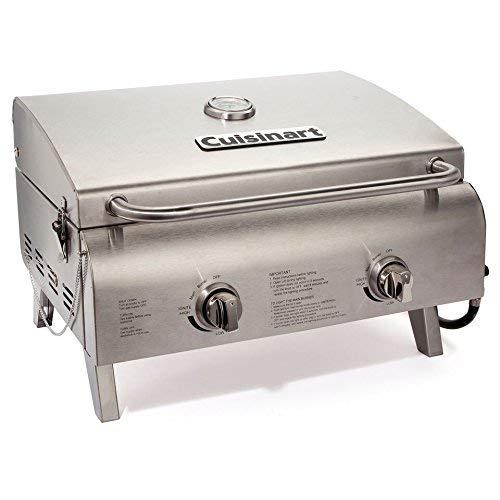 Cuisinart CGG-306 Tabletop Gas Grill