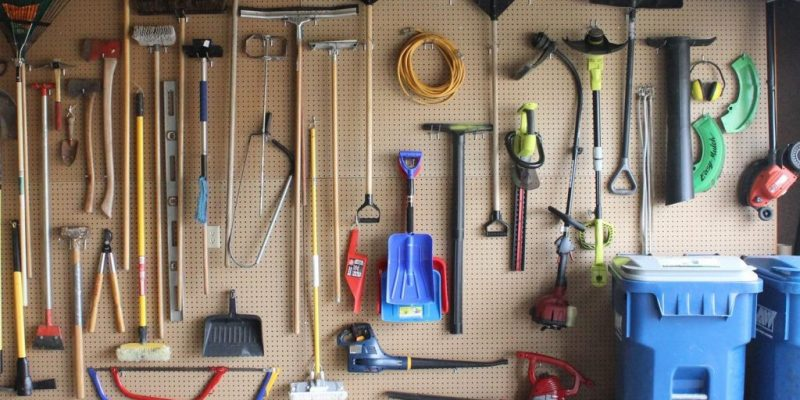 Garage Tool Storage and Organizing Ideas: Some Best Ways to Easily Declutter