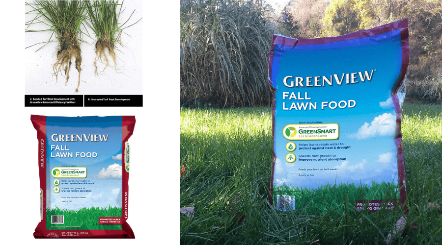 GreenView Fall Lawn Food Review