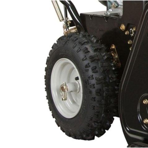 8 Gear Speed Option W/Interlocking Control Levers