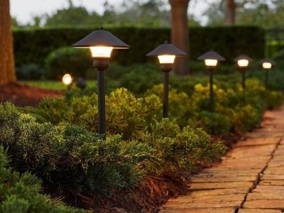 Solar vs. Low Voltage Landscape Lighting: Which is Best for You?