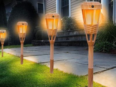 Touch of Eco Solar Lights Review