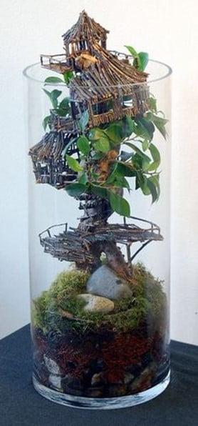 Treehouse Terrarium