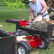 Troy Bilt 27 Ton Log Splitter