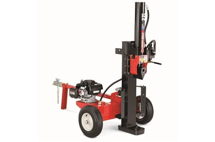 Troy Bilt 27 Ton Log Splitter Image