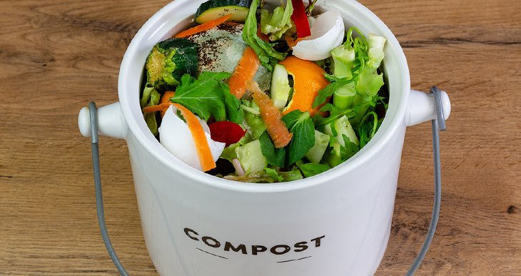 What to Compost from Kitchen