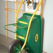 Wheelbarrow Storage Ideas: Simple and Fast Ways to Get Organized