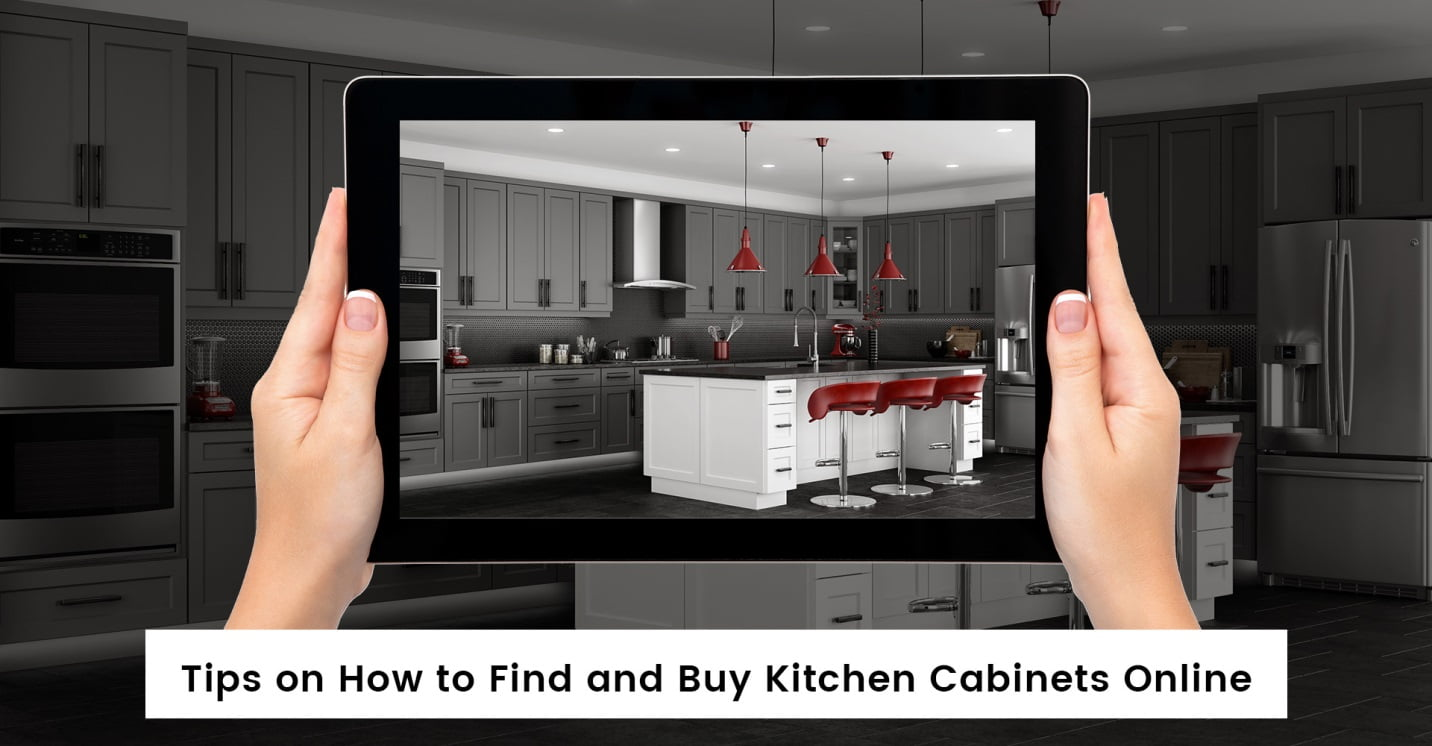 Tips on How to Find and Buy Kitchen Cabinets Online | CabinetCorp