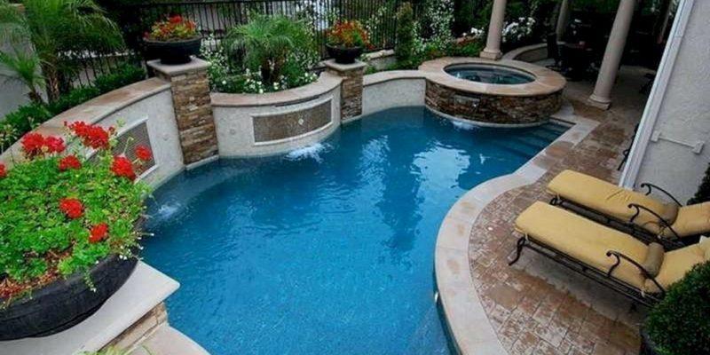 14 Backyard Small Pool Ideas