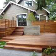 14 Beautiful Wooden Deck Ideas for You to Chill