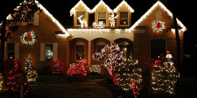 16 of the Best Outdoor Christmas Decoration Ideas