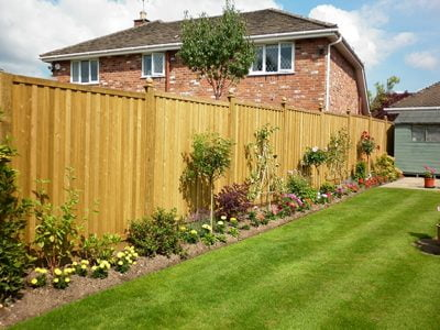 Can you build a fence without digging holes?