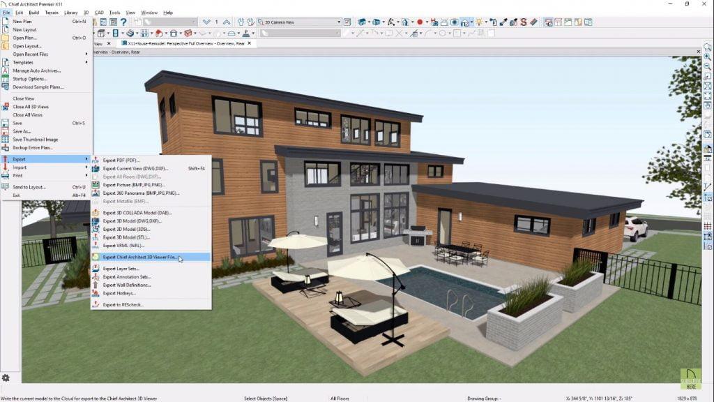 Chief Architect Landscape Design Software