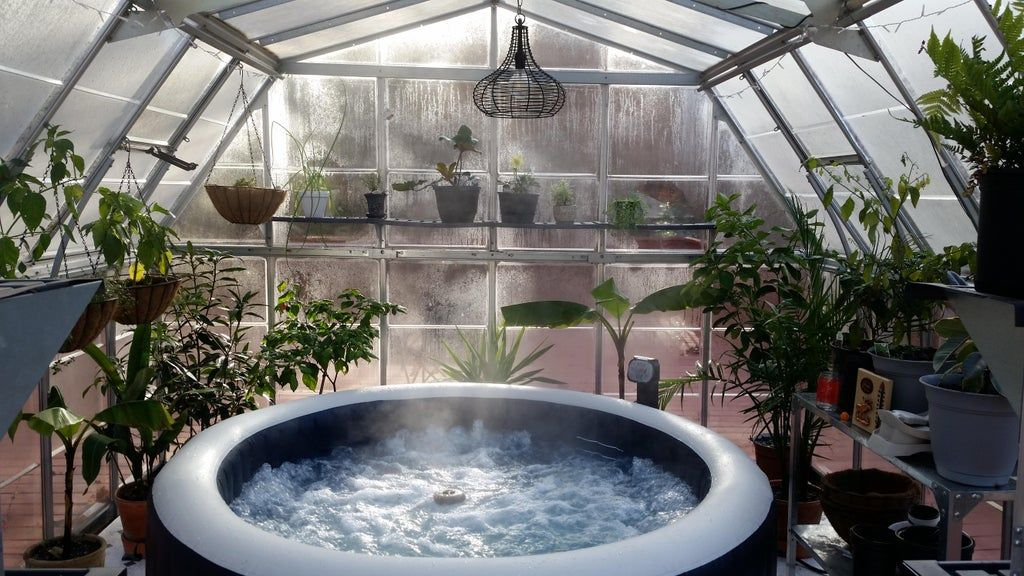 Creating a Hot Tub Oasis