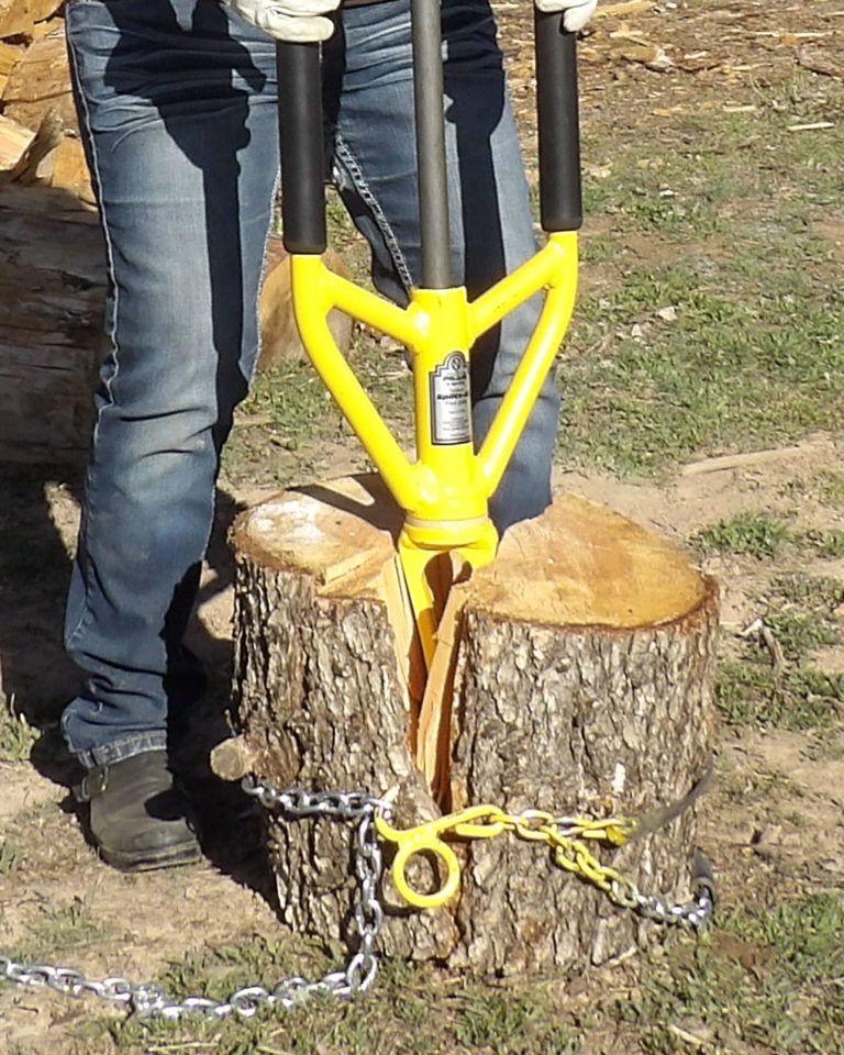 Hammer Log Splitter