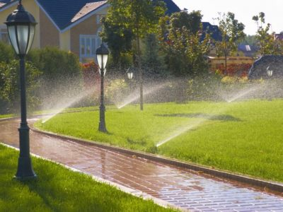 How Do Sprinkler Systems Work?