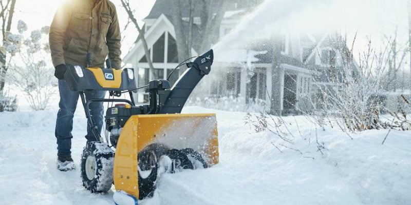 How Does Power Steering Work on a Snow Blower?