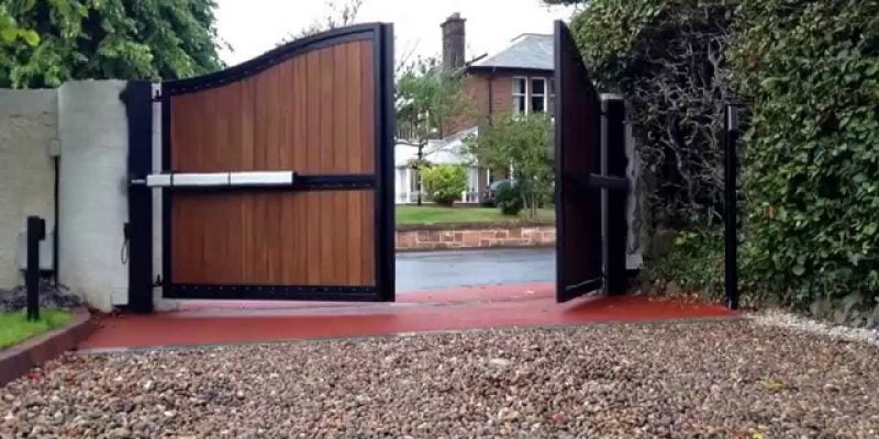 How Much Are Electric Gate in Ireland?