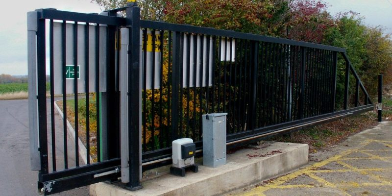 How to Install an Electric Sliding Gate