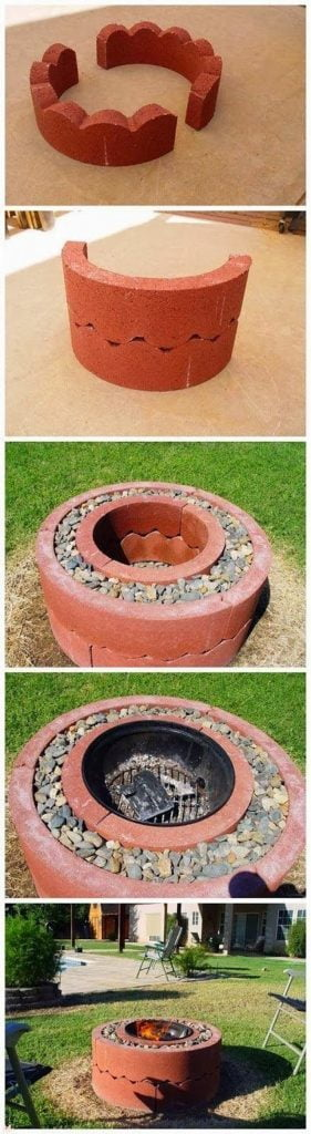 Japanese Style Fire Pit