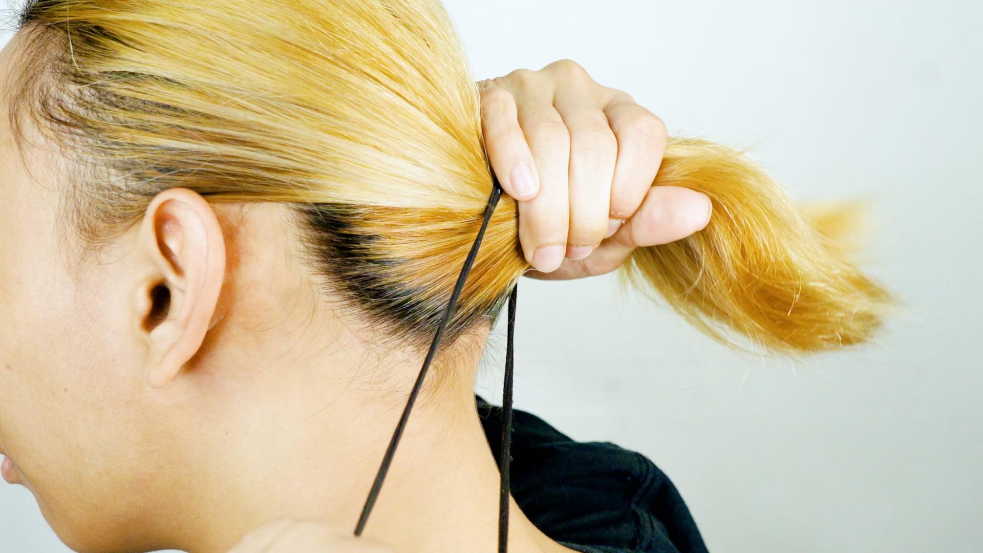 Keep Long Hair Tied Back